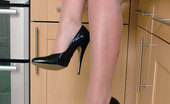 Stiletto Tease 460805 Michelle Wears High Heels For Sexual Reasons And Her Heels Are Always Very High And Thin And Her Shoe Fronts Dainty And Feminine Leaving No Doubt About The Sexual Lady That She Is