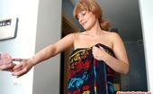 Matures and Pantyhose Elisabeth & John Salacious Mature Gal Savoring Steamy Massage Before Frantic Pantyhose Sex