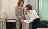 Matures and Pantyhose Orsi & Marcus Nasty Milf Playing Numbers Game Before Getting Her Silky Tights Cum-Covered