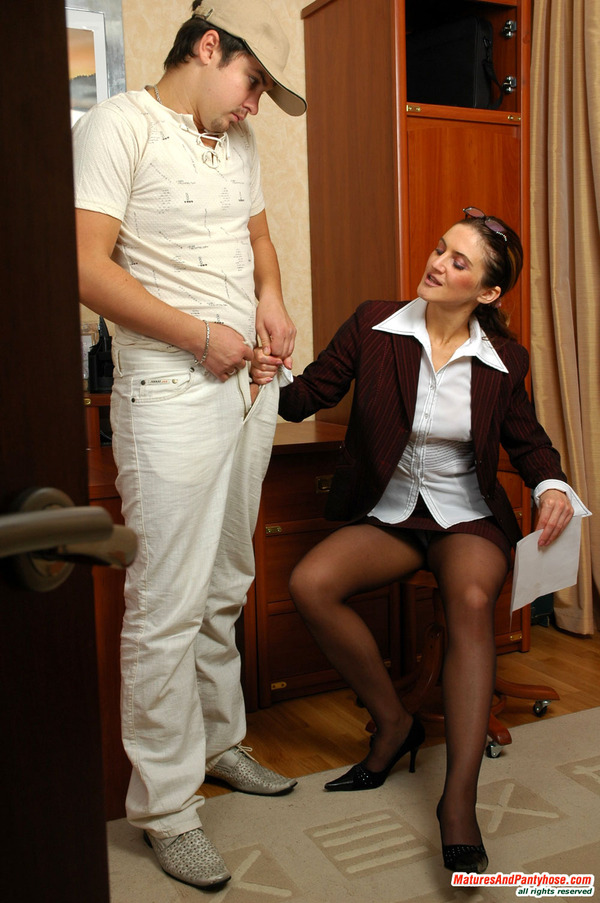 Compliance Statement Matures And Pantyhose Matures 105