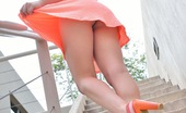 FTV Girls 464137 FTV Girls Jeri Big Orange Heels