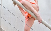FTV Girls 464137 FTV Girls Jeri Big Orange Heels