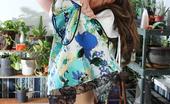 Anilos Anilos Tiffany Owens Horny Milf Sheds Her Tiny Sundress To Show Off Her Lingerie