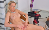 Anilos Anilos Angel Summers Mouthwatering Milf With Big Tits Spreads Open Her Soft Shaved Pink Pussy