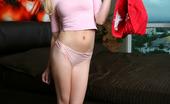 Nubiles.net Nubiles.net Piper Perri Sexy Girl Next Door Shows Her Petite Body In A Satin Thong