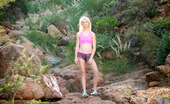 Nubiles.net Nubiles.net Maddy Rose Naughty Nubile In Tiny Shorts Gets Aroused While On A Nature Hike