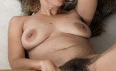 We Are Hairy We Are Hairy Sophie Moore Is Elegant In Her Fur And Black Boots In Her Fur Boat, Sophie Moore Is Sexy And Exotic. Her Black Boots Are Amazing, But Stripping Naked Shows Off Her 37 Year-Old All-Natural Body. There, We Can Enjoy Her Hairy Pussy Spread Open