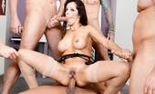 Evil Angel 466618 Evil Angel Francesca Le & Alec Knight & Marco Banderas & Will Powers & Chris Strokes & Barry Scott