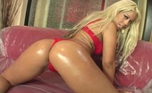 Jaw Dropping Asses Bridgette B & Chris Strokes Big Assed Blonde Bimbo Rides Pole Jaw Dropping Asses