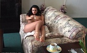 Nylon Fetish Videos 468219 Joy In Arousal A Sultry Brunette Slowly Builds To Stocking-Induced Arousal Enjoying Herself Nylon Fetish Videos