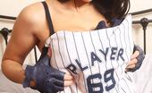 Princess Rio 468497 Baseball Player Rio Getting Her Tits Out Princess Rio
