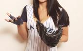 Princess Rio 468503 Baseball Player Rio Freeing Her Boobs Princess Rio