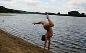 Nude Beach Dreams A Couple Having Outdoor Naked Fun Nude Beach Dreams