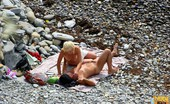 Nude Beach Dreams Horny Couple Enjoing Sun And Sex On The Beach Nude Beach Dreams
