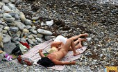 Nude Beach Dreams Blowjob On The Publick Beach - What Can Be Better? Nude Beach Dreams