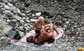 Nude Beach Dreams Totally Naked Couples Enjoy Sex On The Beach Nude Beach Dreams