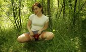 Nylon Angie Dirty Angie DirtyAngie Gets Caught Stripping Outside Nylon Angie