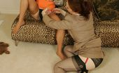 Nylon Angie Dirty Angie DirtyAngie And Her Young Stocking Girl Nylon Angie