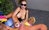 Orgasmatics Gallery Th 49669 T Two Hot Secretaries Rubbing Cunts With A Massive Sex Toy Orgasmatics
