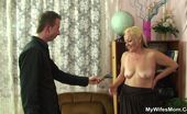 My Wife's Mom Deep In The Mature Pussy The Mature Pussy Belongs To His Mother In Law And He Must Fuck Her Hard Before His Wife Arrives My Wife's Mom