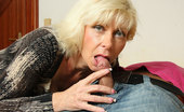 My Wife's Mom Stud Muffin Penetrates Broad Sticking His Cock Inside His Mother-In-Law Makes This Dude Feel Naughty And Good. My Wife's Mom
