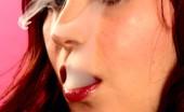 Ms Inhale 120mm Cigarette Holder Babe Stunning Smoking Fetish Babe MsInhale In Corset Smoking A 120 With A Cigarette Holder Ms Inhale