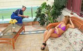 Mofos Worldwide Cindy Hope Cindy'S Pool Was In Serious Need Of A Cleaning When The Pool Guy Showed Up To Do The Job. Unsatisfied With His Work Ethics, She Tries To Lure Him On The Couch To Show Him How To Properly Clean Stuff, And By Stuff We Mean Pussy! Mofos Worldwide