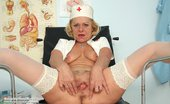 Naughty Head Nurse Ladislava Ladislava Elder Deviated Nurse Cunny Sex Toy Masturbation On Gynochair Naughty Head Nurse