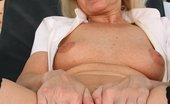 Naughty Head Nurse 470927 Petruse Petruse Milf Elder Nurse Vagina Masturbation At Gyno Clinic With Expander And Penis Toy Naughty Head Nurse