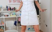 Naughty Head Nurse Ester Ester The Head Practical Nurse Masturbates In Her Cuddly Practical Nurse Uniform And Heels Naughty Head Nurse
