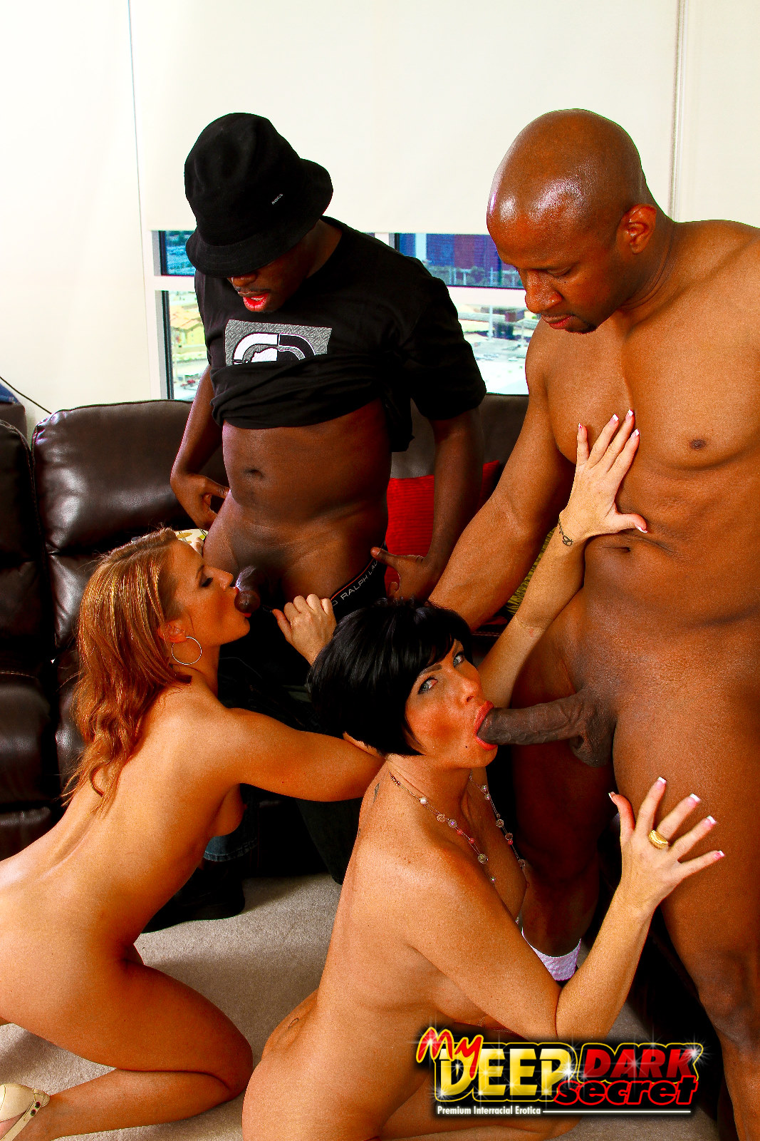 Milf Step Son Threesome