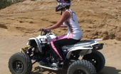 My Sexy Life Hot Phoenix Gets Her Ass And Pussy Pounded Hard In The Desert In These Amazing Atv Riding Pics And Big Video My Sexy Life