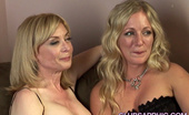Club Sapphic Nina Hartley & Dia Zerva Nina Hartley Seduces Sexy College Student And Makes Her Cum Club Sapphic