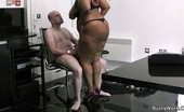 Busty Work Black BBW Boss Does Candidate Black BBW Boss With A Gorgeous Body And A Lovely Face Seduces A Shy Job Applicant Busty Work