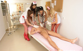 CFNM 18 Exclusive Photos Of Real CFNM Medical Exam With Cock Control CFNM 18