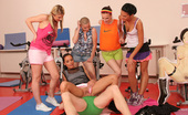 CFNM 18 A Fitness Coach Pays A Sex Price For Being Cruel And Strict CFNM 18