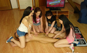 CFNM 18 Crazy CFNM Action In A Student Dorm With 18yo Teen Girls! CFNM 18