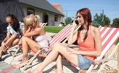 CFNM 18 472471 Seven Teenagers Enjoy CFNM Sex Action By The Pool CFNM 18