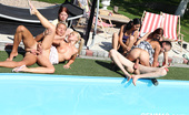 CFNM 18 472472 5 CFNM Girls Fuck Hard 2 Guys From The Pool Cleaning Service CFNM 18