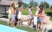 CFNM 18 472474 Pool Cleaning Boys Get Sexually Punished By CFNM Ladies CFNM 18