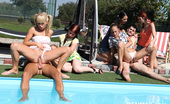 CFNM 18 472482 CFNM Guys Sucked & Fucked At Pool Party By 18yo Czech Babes CFNM 18