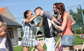 CFNM 18 472483 CFNM Teenagers Give Handjobs And Blowjobs And Pool Party CFNM 18