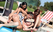 CFNM 18 472516 CFNM Guys Sucked & Fucked At Pool Party By 18yo Czech Babes CFNM 18