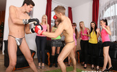 CFNM 18 472549 Muscled Boxing Fighters Get Punsihed By Hot CFNM Teens CFNM 18
