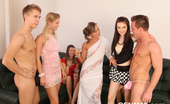 CFNM 18 Czech CFNM Hen Night Turns Into Fucking Crazy Sex Orgy CFNM 18