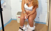 Holey Fuck 472646 Jewel Chubby Blonde Slut Enjoys Some Gloryhole Cock Sucking Action Holey Fuck