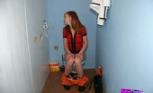 Holey Fuck 472680 Tereze Redhead Pleases A Gloryhole Cock With Her Pussy And Mouth Holey Fuck
