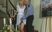 Horny Old Gents Inessa & Caspar Shy Coed Getting Lured By Experienced Policeman Into Breathtaking Scoring Horny Old Gents