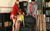 Horny Old Gents Louisa & Sultry Coeds Preparing Their Fucking Lessons Waiting For Sex-Crazy Teacher Horny Old Gents