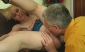 Horny Old Gents Inessa & Caspar Naughty Coed Summoned To The Older Headmaster Learning Fucking Techniques Horny Old Gents